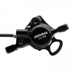 Factory selling Outdoor Electric Bicycle Producer - Gemma GA-900 Electric Bicycle Disc Brake  – Funncycle