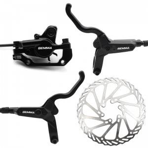 China wholesale City Ebike Kit Wholesale - Gemma GA-M800 Ebike Caliper Bicylce Kit MTB Hydraulic Disc Brake – Funncycle