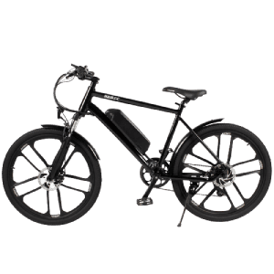 Ordinary Discount Electric Bike Cruiser - SEBIC 26 inch dual motor mountain electric bicycle – Funncycle