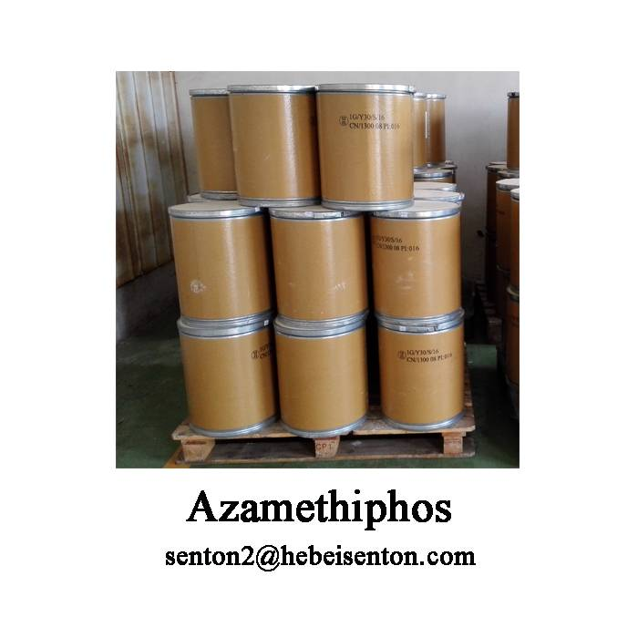 Bottom price Benzoic Acid To Benzaldehyde - An Organothiophosphate Insecticide Azamethiphos  – SENTON