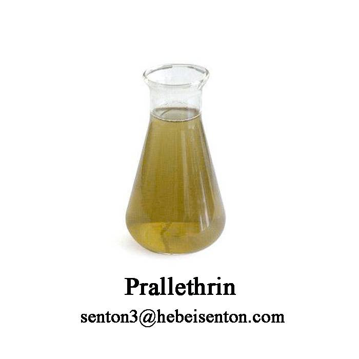Manufacturer for Hesperidin And Rutin - Insecticide from the Group Pyrethroide Prallethrin  – SENTON