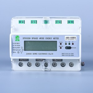 Cheap PriceList for Single Phase Digital Energy Meter - 3PHASE 4WIRE ENERGY METER – Senwei