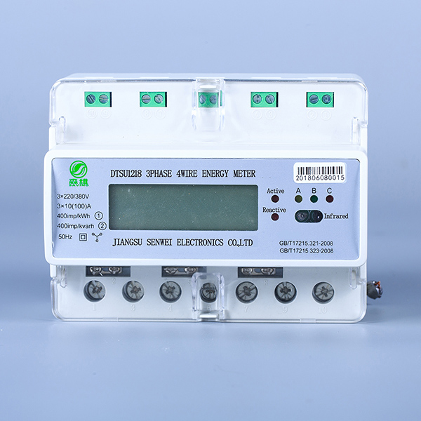 Factory Cheap Hot Energy Meter Diagram - 3PHASE 4WIRE ENERGY METER (remote) – Senwei Featured Image