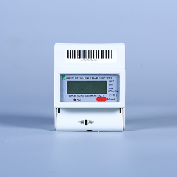 Fast delivery Dual Source Energy Meter - Din rail single phase energy meter – Senwei Featured Image