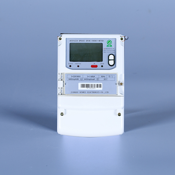 Three-phase multi-function electronic energy meter Featured Image