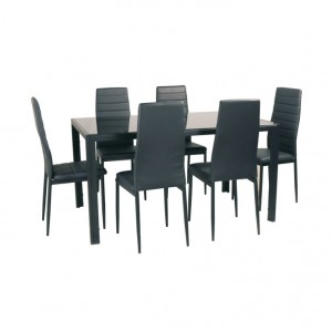 Free sample for Rattan Chair And Table - Ann Dining Set – Saipu
