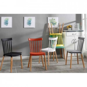 Special Price for Metal Chairs - PP chair – Saipu