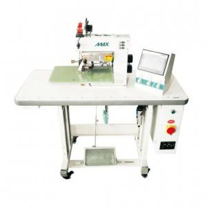 Professional China Seamless Machine – Flat Bed Bonding Machine For Jointing And Folding MAX-900-B – Max