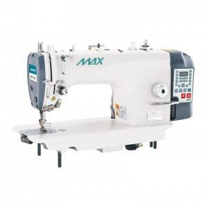 High-speed Lockstitch Sewing Machine With Direct-drive MAX-979