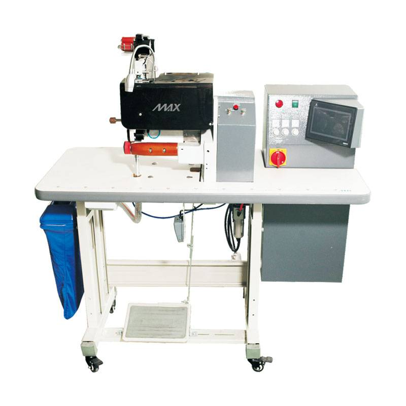 Seamless Cylinder Bed Bonding Machine MAX-910 Featured Image