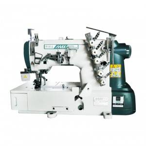 Direct-drive Incorporated High Speed Interlock Machine MAX-5150-CB/D