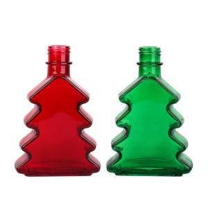 Glass Diffuser bottle for Christmas