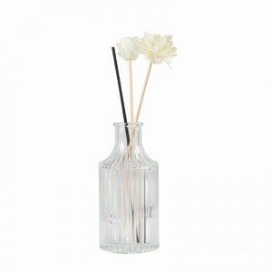 China Cooking Oil Bottle Suppliers - Hot sell Empty50ml 100ml 200ml Reed Diffuser Essential Oil Perfume Glass Bottle  – Sogood