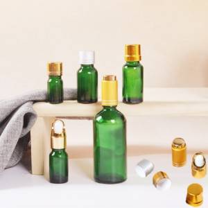 Common Essential Oil Glass Bottles