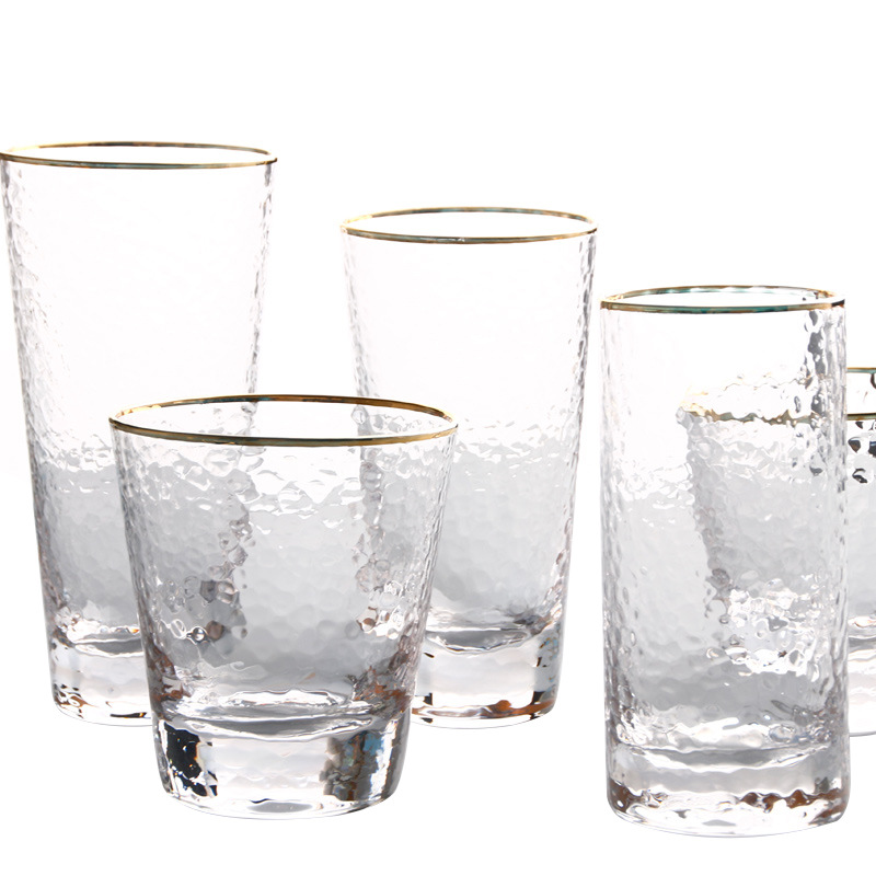 Wholesale clear water glass cup Featured Image