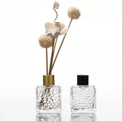 Feel Fragrance Glass Diffuser Bottles with Silver Cap Featured Image