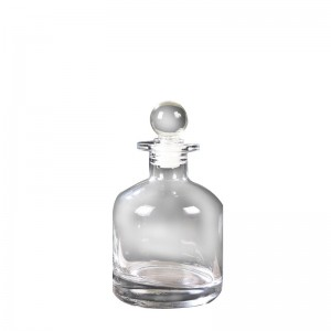 Free sample for Beehive Shaped Glass Jars - Glass Diffuser Aroma Bottle with Lid       – Sogood