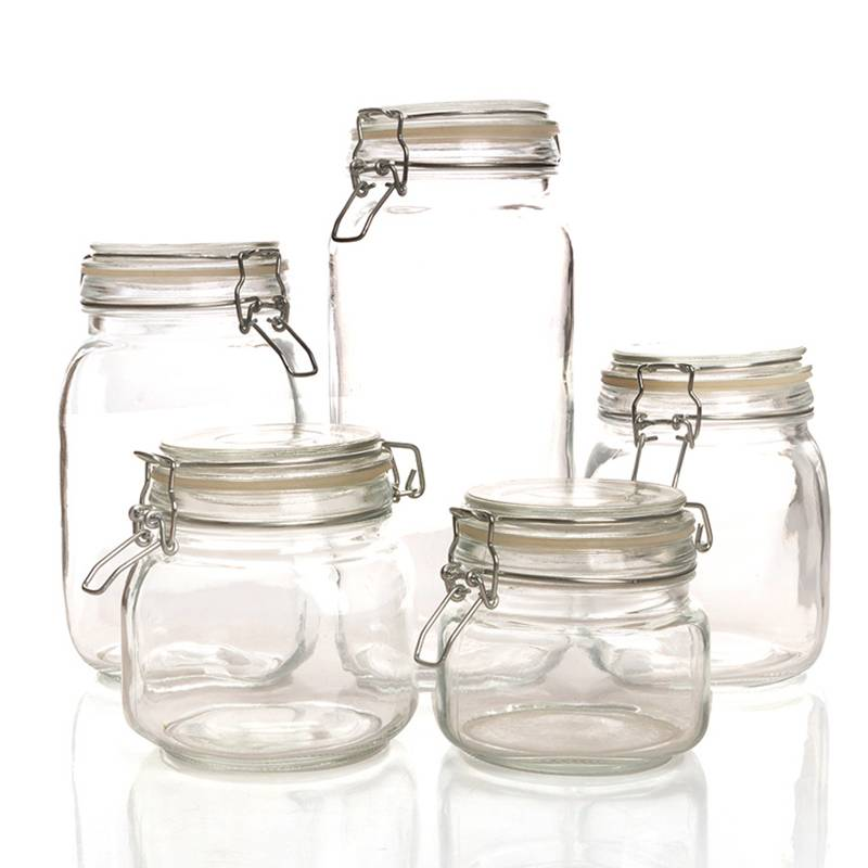 Wholesale Glass Nut Storage Jar Suppliers - FIDO Jars – Sogood Featured Image