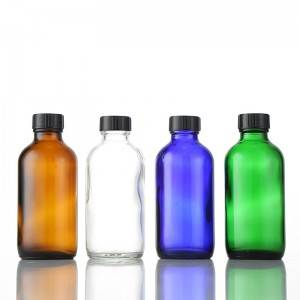 Lab Narrow Mouth Reagent Bottle with Ground Glass Stopper