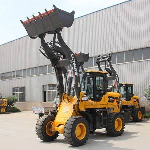 China wholesale Coldwater Tractor Front End Loader - Wheel loaders ZL 936 – Jufenglong