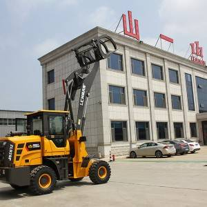 100% Original Medium Wheel Loader - Wheel loaders ZL 926P – Jufenglong