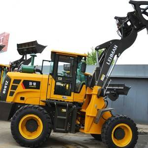 China wholesale Coldwater Tractor Front End Loader - Wheel loaders ZL 940 – Jufenglong