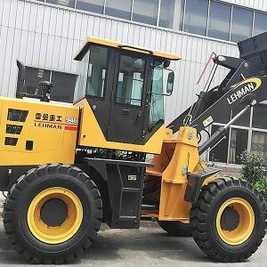 Factory Price Apache Wheel Loader - Wheel loaders ZL 946 – Jufenglong