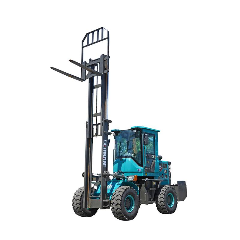 OEM Supply Diecast Concrete Truck - cross-country forklift – Jufenglong
