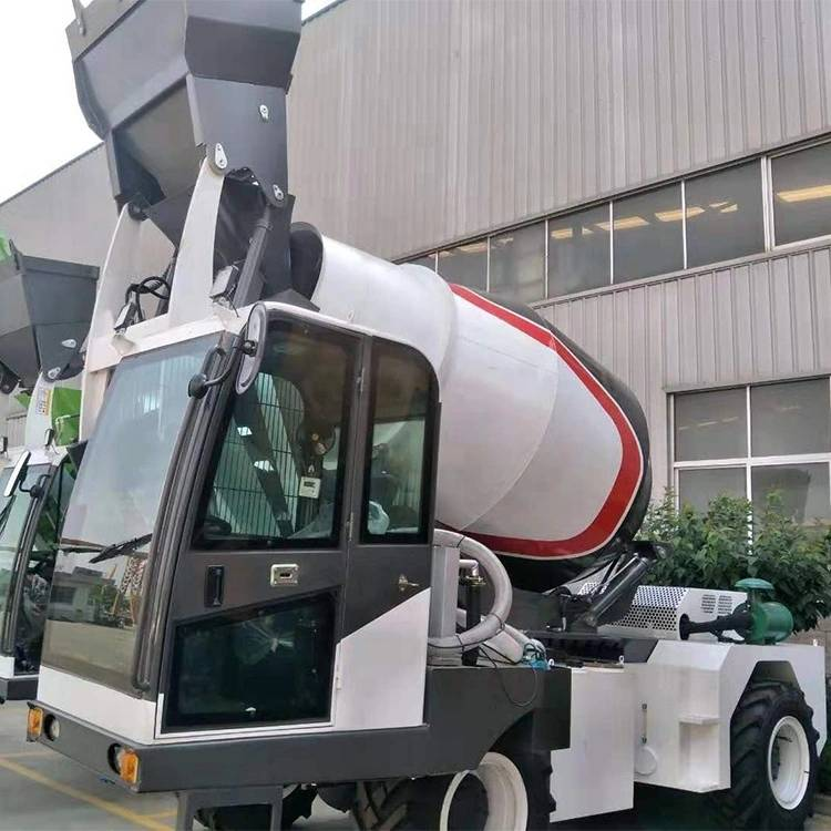 Manufacturer of Elkin Volumetric Concrete Mixers - Self-loading mixer truck LM2200(1.2m3) – Jufenglong