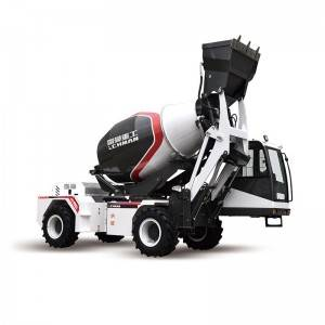 Cheapest Price Concrete Mobile Mixer - Mixer Trucks LM5000L(3.5m3) – Jufenglong