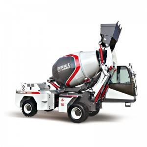 Factory source Concrete Mixer Vehicle - Self-loading mixer truck LM3200(2.0m3) – Jufenglong