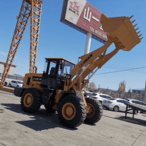 Factory made hot-sale Operating A Front End Loader - ZL-930e Specifications – Jufenglong