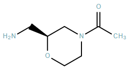 High reputation Morpholine 2-Ethynyl-4-Methyl- Hydrochloride - Ethanone, 1-[(2S)-2-(aminomethyl)-4-morpholinyl]- – Balmxy