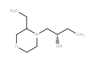 China wholesale 2-Morpholineacetic Acid - 4-Morpholineethanol, α,3-diethyl-, (αS)- – Balmxy