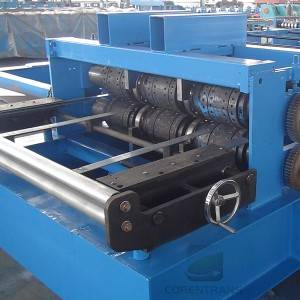 Special Design for Portable Roll Forming Machine - Metal Deck Roll Forming Machine – COREWIRE