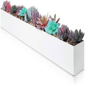 Stylish Stainless steel Planter Box