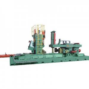 Manufacturing Companies for Seamless Ring Rolling - D53KA CNC RADIAL AXIAL RING ROLLING MACHINE – shengyang