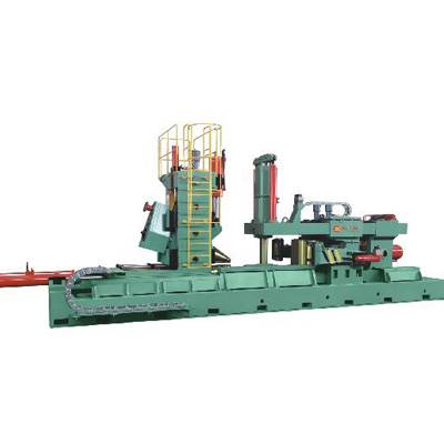 China Gold Supplier for Bearing Making Machine – D53KA CNC RADIAL AXIAL RING ROLLING MACHINE – shengyang Featured Image