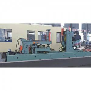 China Manufacturer for Radial-Axial Ring Rolling Line - D53K CNC RADIAL AXIAL RING ROLLING MACHINE – shengyang