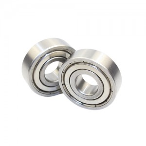 Factory wholesale Spherical Plain Shaft Bearing - Deep Groove Ball Bearing 6300 series – Shining Industry