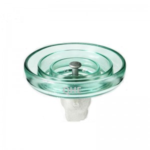 Glass Insulator U70BS-U210BP IEC60383 Approved