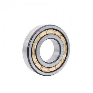 Manufactur standard Flange Mounted Tapered Roller Bearings - Cylindrical roller bearing – Shining Industry