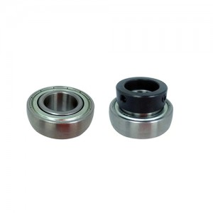 Factory wholesale Cross Roller Slewing Bearing - pillow block bearing SA Series – Shining Industry