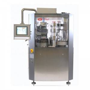 2020 High quality Plant Mes - Z series Capsule Filling Machine – Shinva