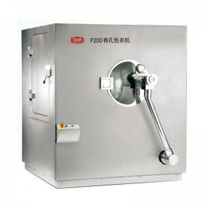 China wholesale Hd Steam Air Mixture Sterilizer - P Series Perforated Coating Equipment – Shinva