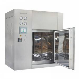 China wholesale Hd Steam Air Mixture Sterilizer - GD Series Dry Heat Sterilizer – Shinva