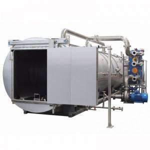 PSMR Series Super-heated Water Sterilizer