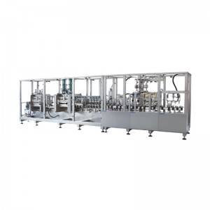 China wholesale Dryer Heat Sterilizer - RXY Series Form-Fill-Seal Line – Shinva