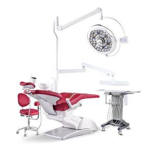 Wholesale Price China Consumables - XH605 Dental Unit – Shinva