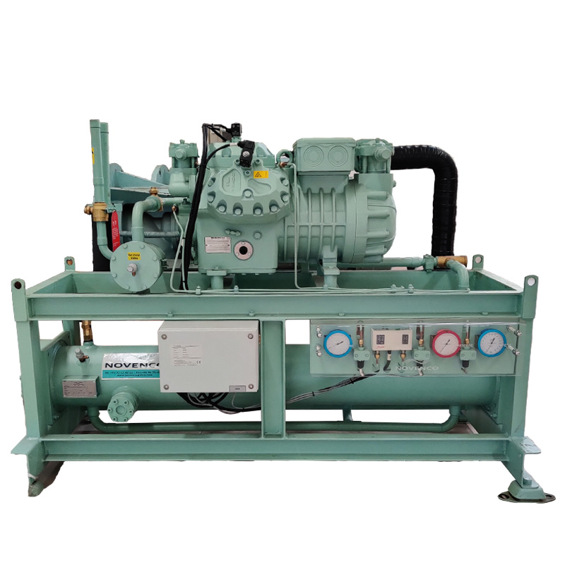 Marine air conditioning compressor